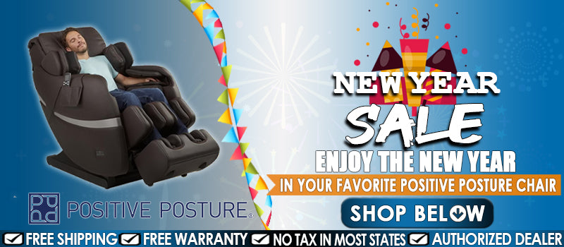 Positive Posture Massage Chairs