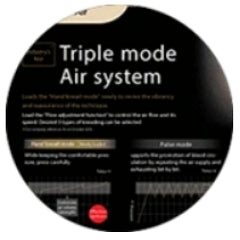 Triple Mode Air system