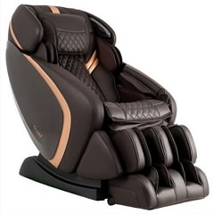 Osaki OS-Pro Admiral Massage Chair in Brown