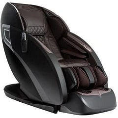Osaki Otamic LE Massage Chair Massage Chair in Brown with White Background