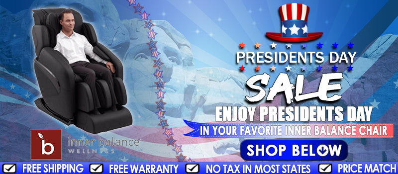 Inner Balance Massage Chair Sale