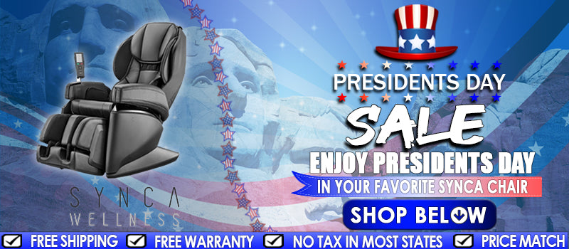 Synca Massage Chair Sale