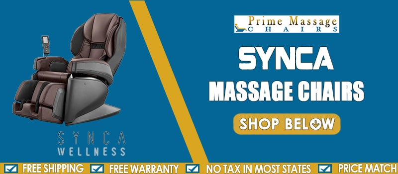 Synca Wellness Massage Chairs
