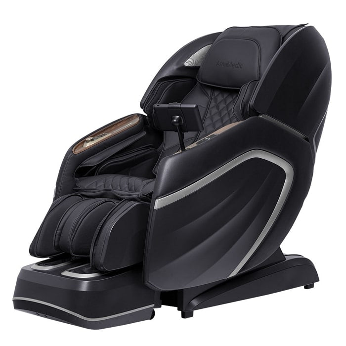 AmaMedic Hilux 4D Massage Chair in Brown