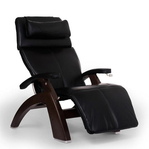 Pad Set Only - For Human Touch Perfect Chair PC-600 Black Premium Leather