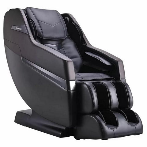 Brookstone BK-250 Massage Chair in Brown