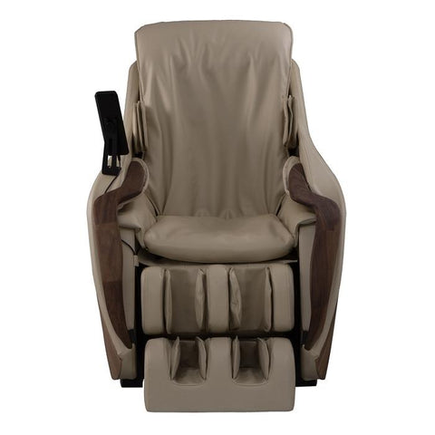 D.Core Cirrus Massage Chair in Cream front view.