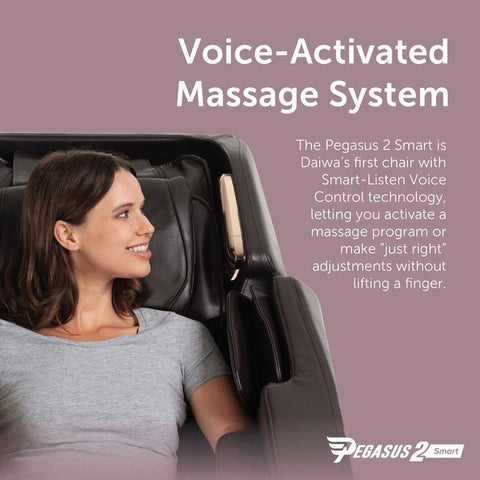 Daiwa Pegasus 2 Smart Voice Activation