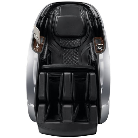 Daiwa Supreme Hybrid Massage Chair in Grey color in front view.