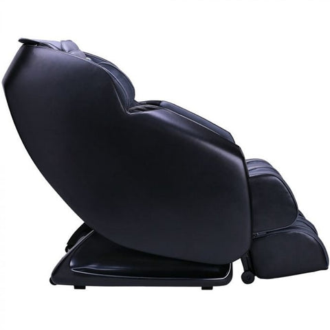 Ergotec ET-150 Neptune Massage Chair in Black & Grey Side View