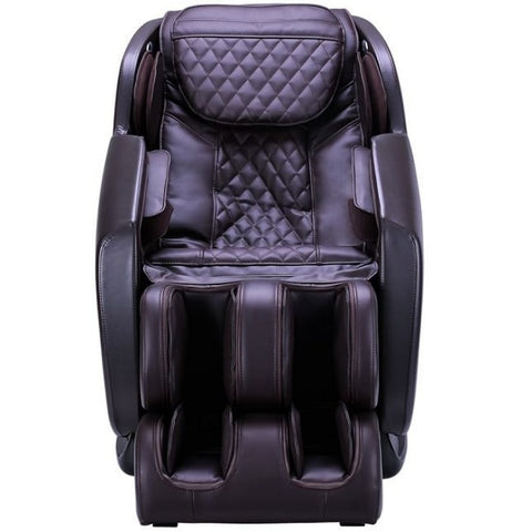 Ergotec ET-150 Neptune Massage Chair in Brown Front View