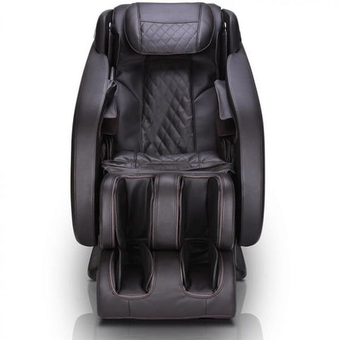 Ergotec ET-210 Saturn Massage Chair in Brown Front View