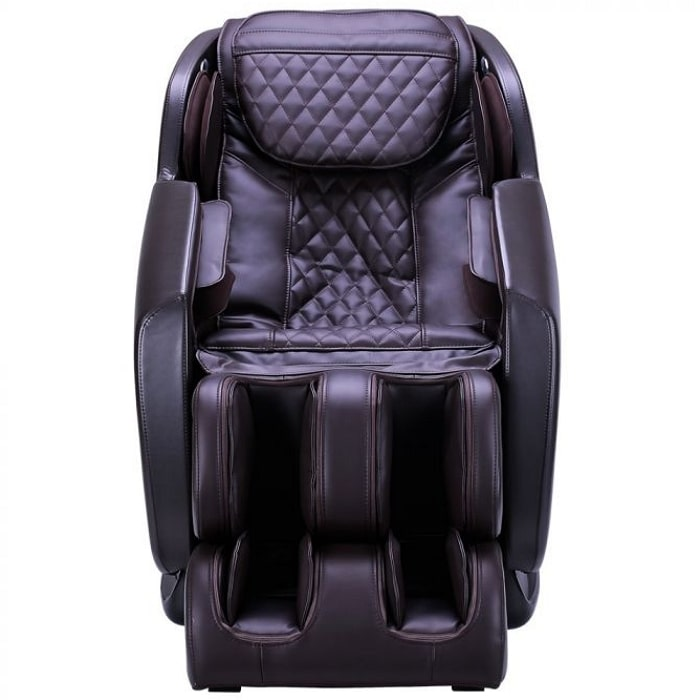 Ergotec ET-300 Jupiter Massage Chair in Black & Espresso