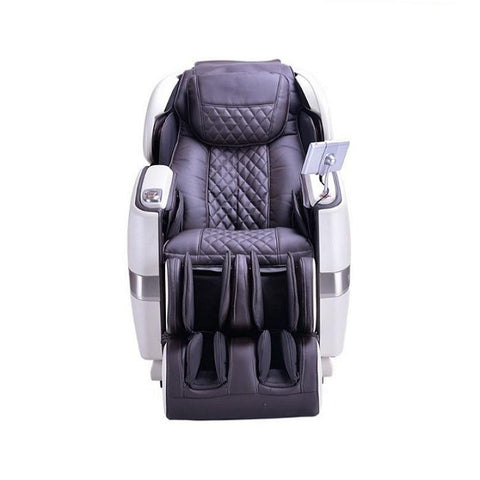 JPMedics Kumo 4D Massage Chair in espresso front view
