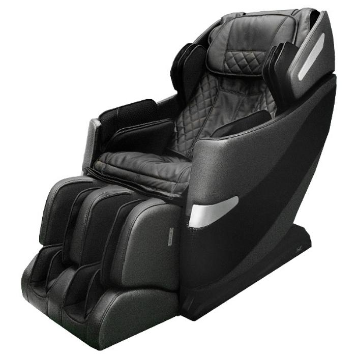 Osaki OS-Pro Honor 3D Massage Chair in brown semi side view