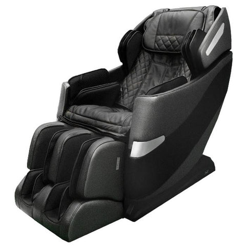 Osaki OS-Pro Honor 3D Massage Chair in black semi side view