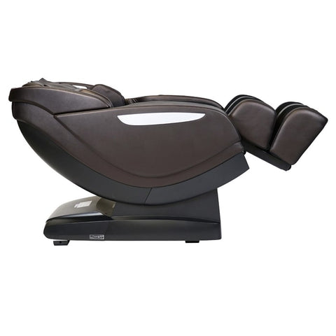 Infinity Altera Massage Chair in Brown Zero Gravity