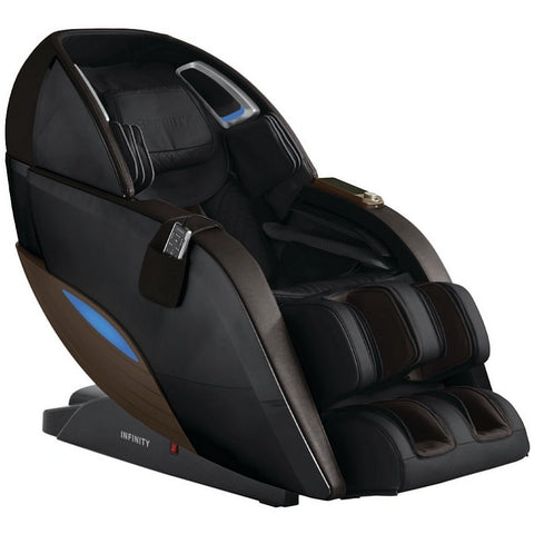 Infinity Dynasty 4D Massage Chair in Brown