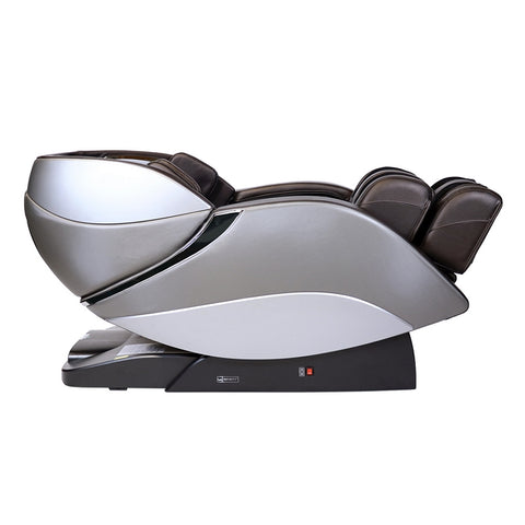 Infinity Genesis Massage Chair in Brown Zero Gravity
