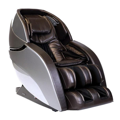 Infinity Genesis Massage Chair in Brown