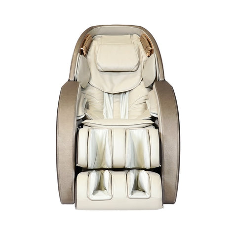Infinity Genesis Massage Chair in Rosegold Front View