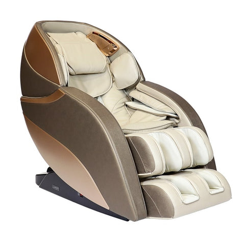 Infinity Genesis Massage Chair in Rosegold