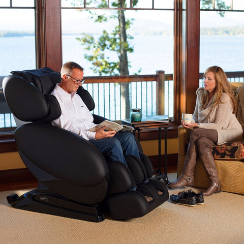 Infinity IT-8500 Massage Chair with Man and Woman