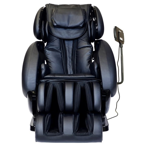 Infinity IT-8500 Massage Chair in Black  Front View