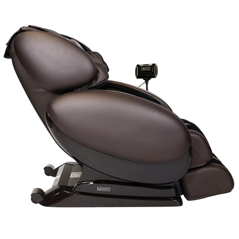 Infinity IT-8500 Massage Chair in Brown Side View