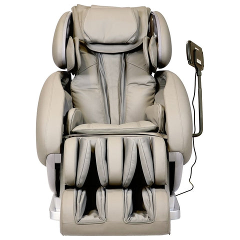 Infinity IT-8500 Massage Chair in Taupe Front View