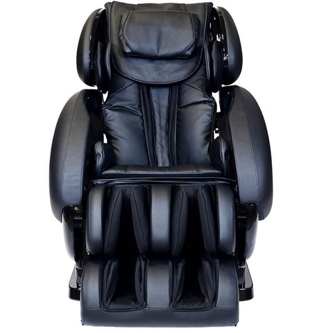 Infinity IT-8500 Plus Massage Chair in Black Front View