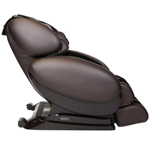 Infinity IT-8500 Plus Massage Chair in Brown Side View
