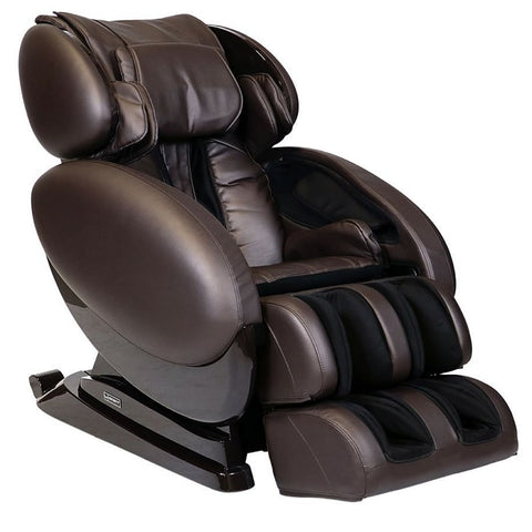 Infinity IT-8500 Plus Massage Chair in Brown
