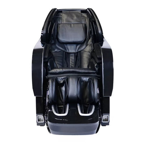 Infinity Imperial Massage Chair in Black Front View
