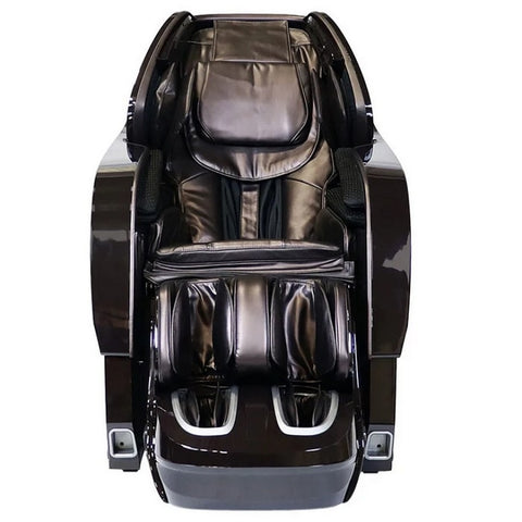 Infinity Imperial Massage Chair in Brown Front View