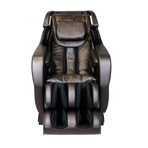 Infinity Riage X3 Massage Chair in Brown  Front View