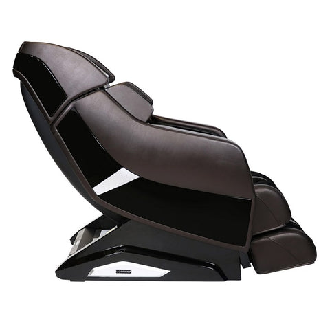 Infinity Riage X3 Massage Chair in Brown Side View