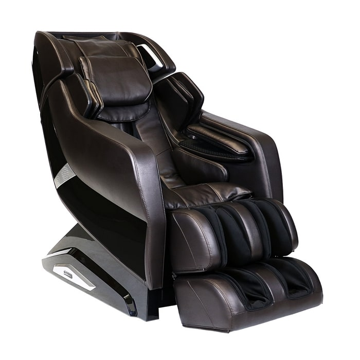 Infinity Riage X3 Massage Chair in Brown
