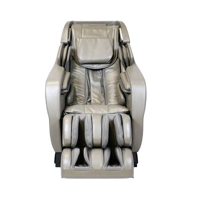 Infinity Riage X3 Massage Chair in Taupe Front View