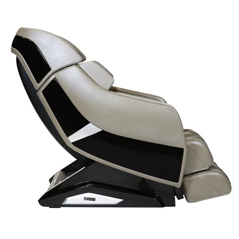 Infinity Riage X3 Massage Chair in Taupe Side  View