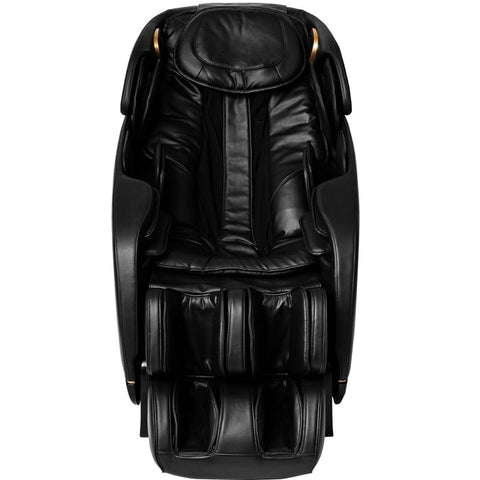 Inner Balance Jin 2.0 Massage Chair in Black with White Background