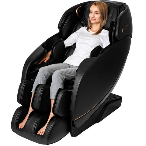 Inner Balance Jin 2.0 Massage Chair in Black