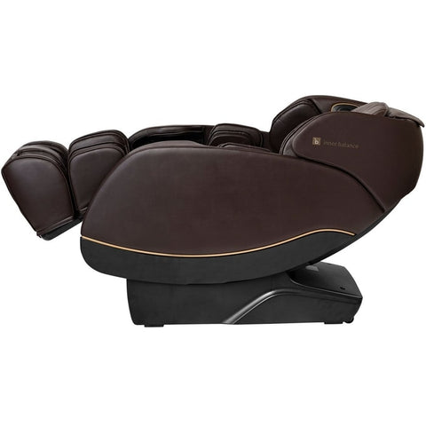 Inner Balance Jin 2.0 Massage Chair Brown in Zero Gravity Position