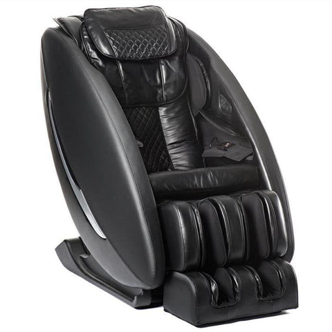 Inner Balance Wellness Ji Massage Chair IMR0047 in black semi side view