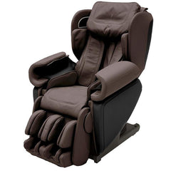 Synca Kagra J6900 Massage Chair in brown white background