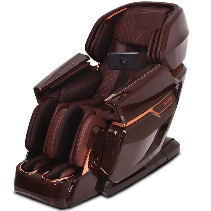 Kahuna EM-8500 Massage Chair in Brown