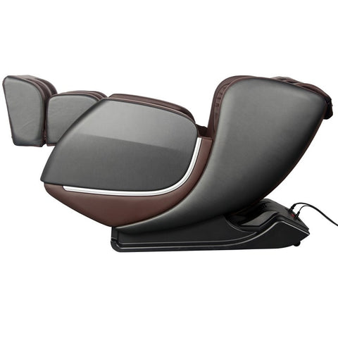 Kyota E330 Kofuko Massage Chair in Black and Brown Zero Gravity Position