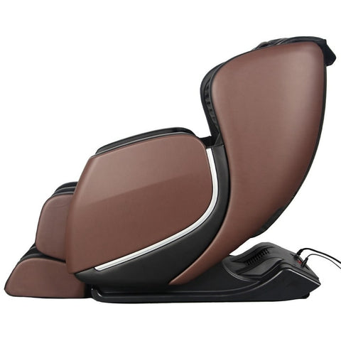 Kyota E330 Kofuko Massage Chair in Brown and Black Side View