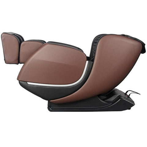 Kyota E330 Kofuko Massage Chair in Brown and Black Zero Gravity Position