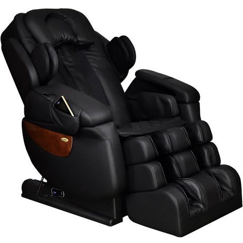Luraco i7 Plus massage chair in black